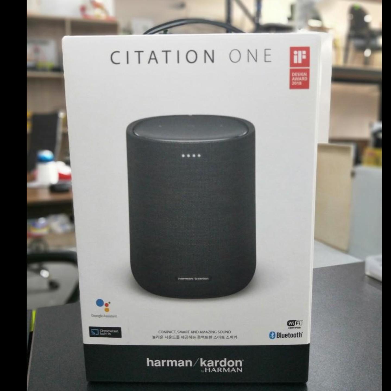 HARMON KARON CITATION ONE Speaker