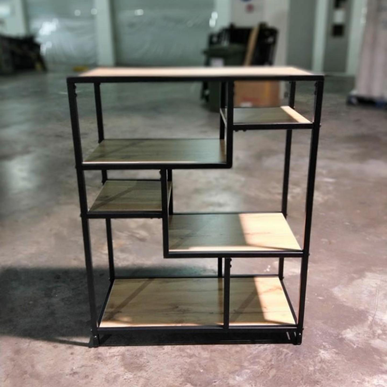 HELDA 5 Tier INDUSTRI Series Display Shelf