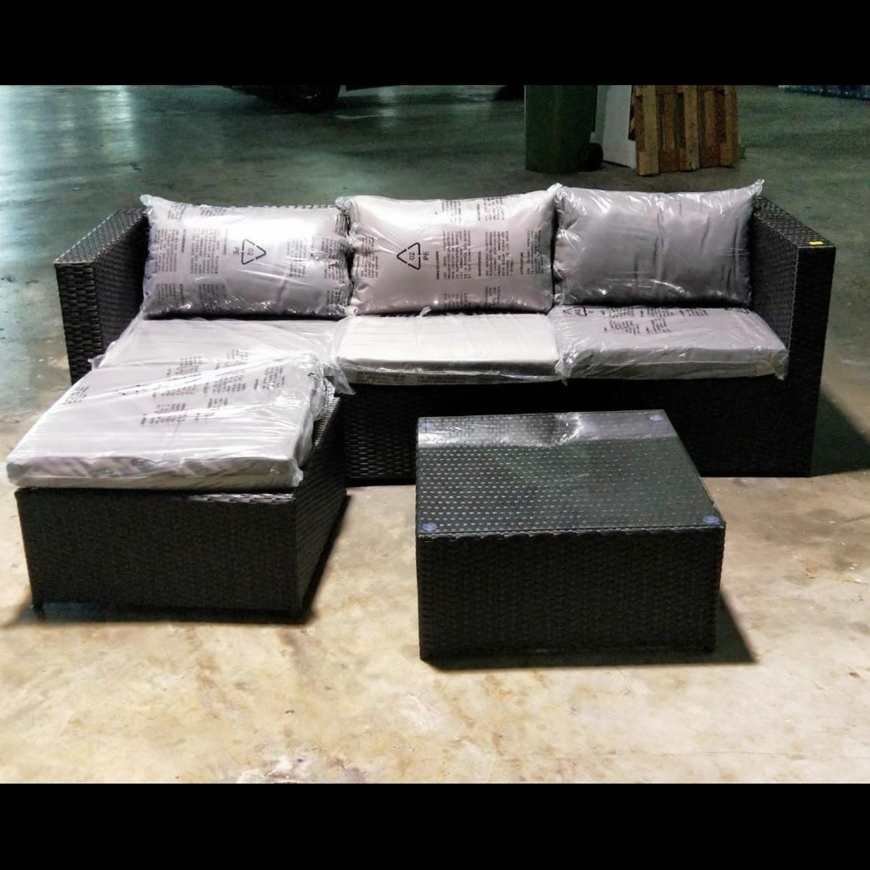 WINTON Outdoor Sofa Set
