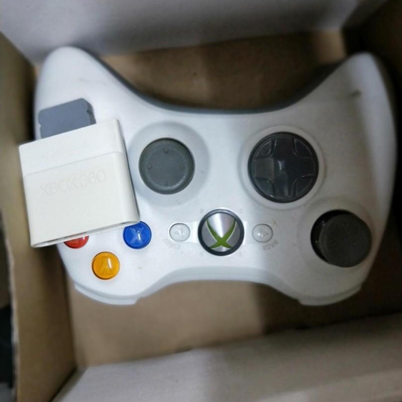 XBOX 360 Aracade Console WHITE
