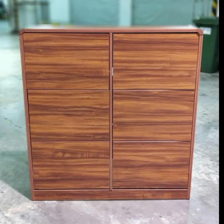 KIEKAN Ultra Slim Shoe Cabinet