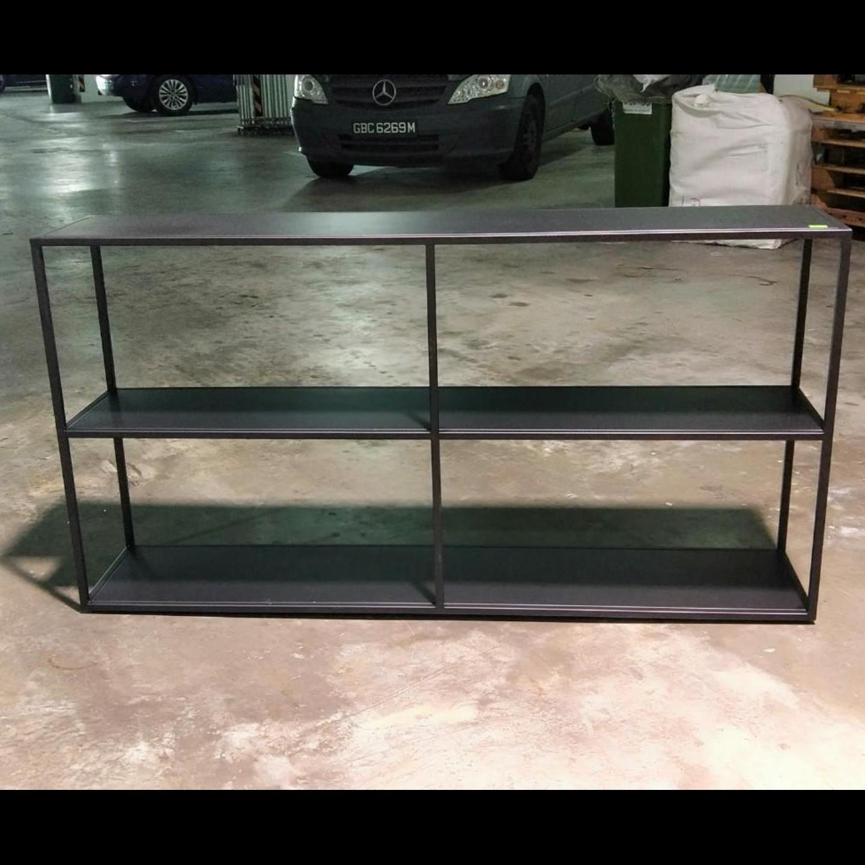 NORMIS Minimalist Wireframe Display Shelf (150L)