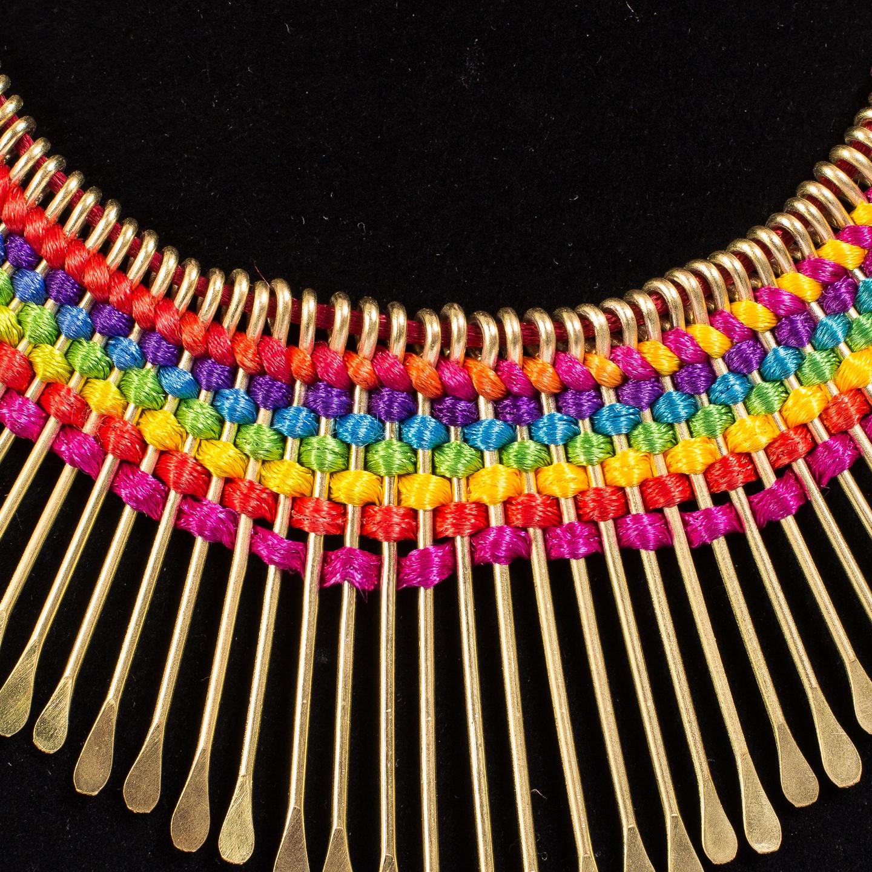 FAZZN Necklace & Earrings Combo - 1