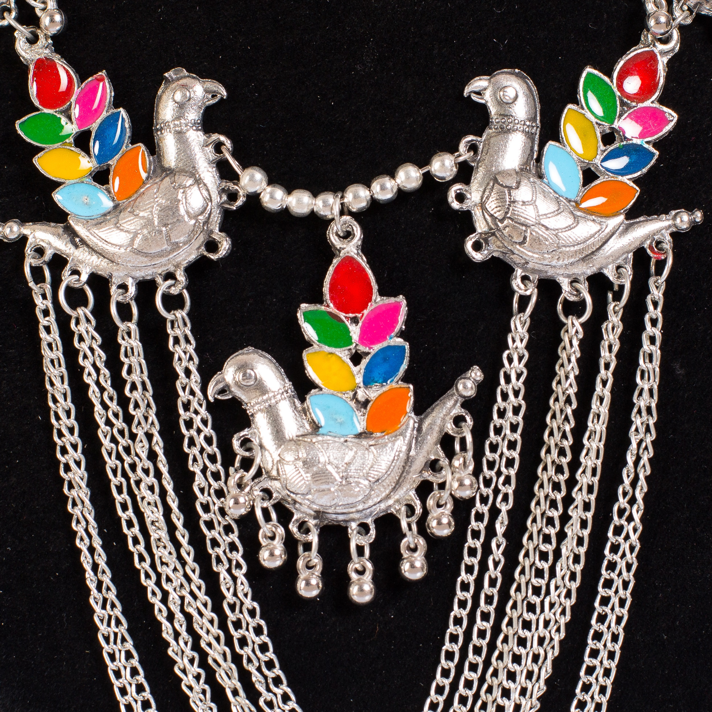 FAZZN Necklace & Earrings Combo - 5