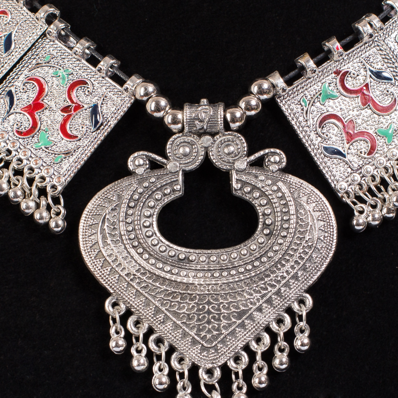 FAZZN Necklace & Earrings Combo - 3