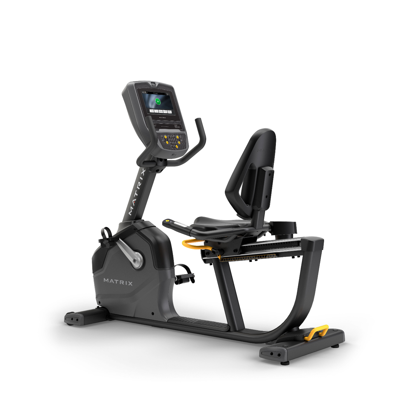 MATRIX R1XE RECUMBENT BIKE