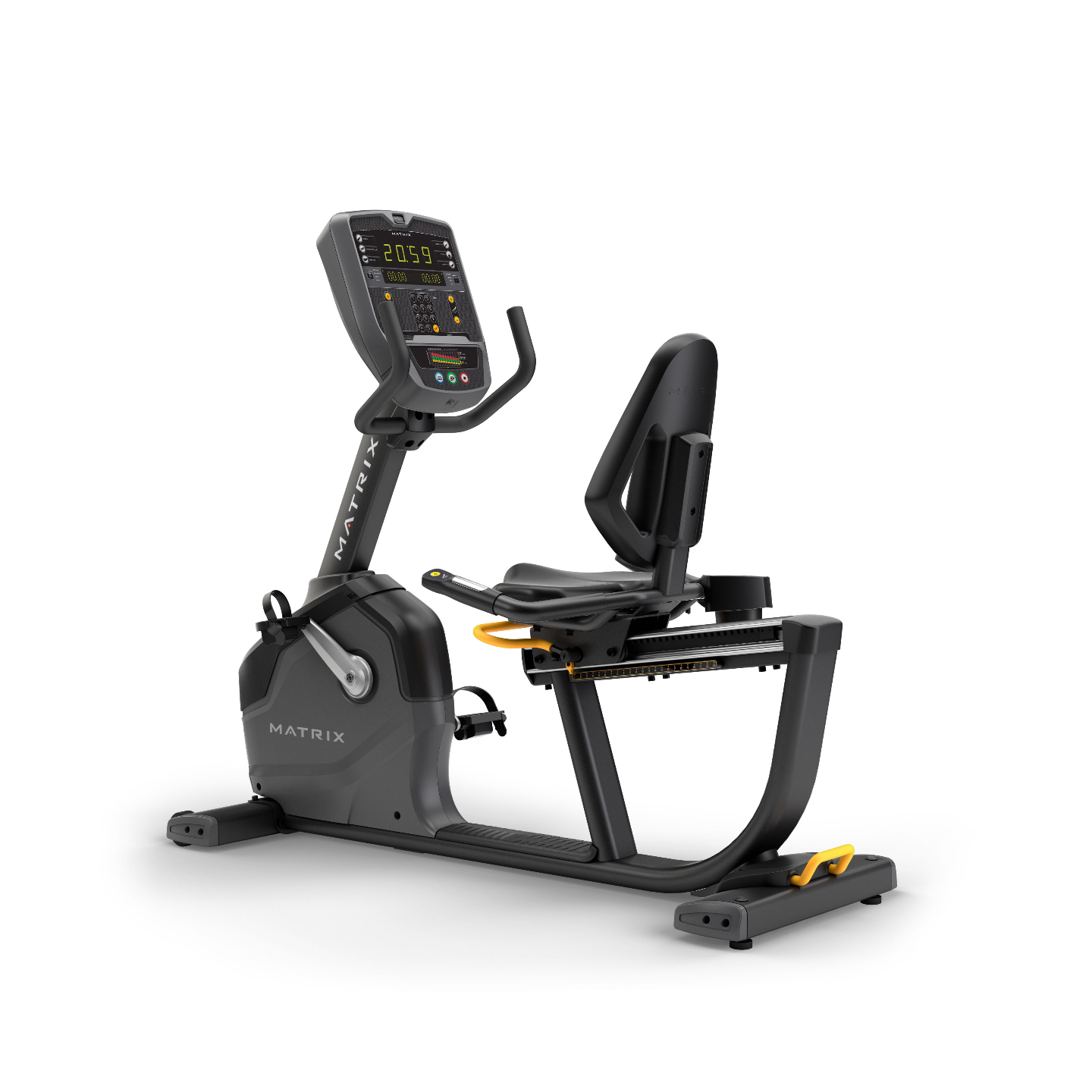 MATRIX R1X-02 RECUMBENT BIKE