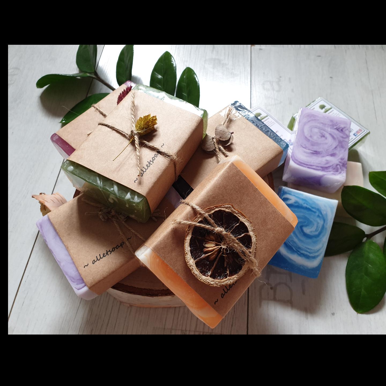 SG55 PROMO - 5 + 5 SOAPS