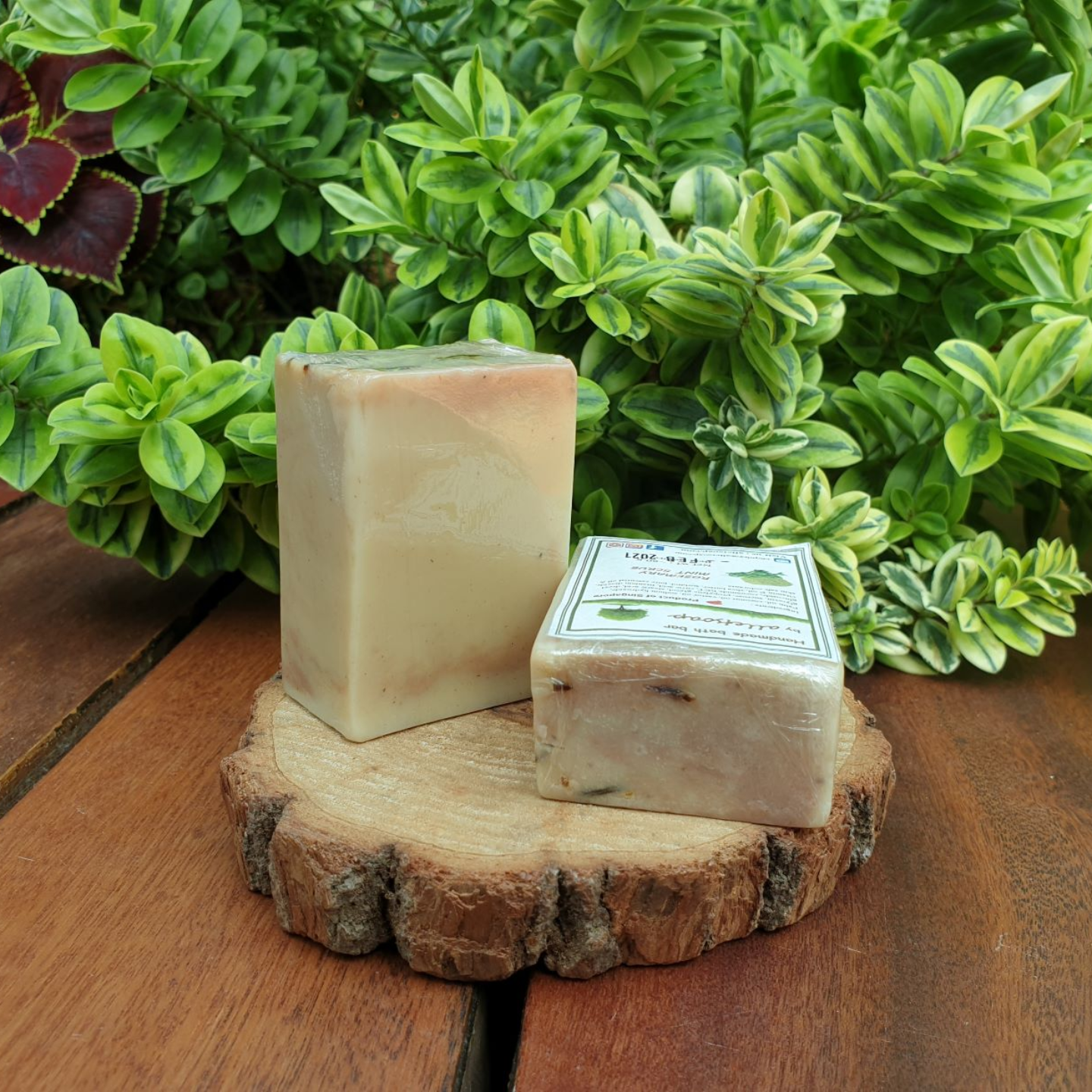 ROSEMARY MINT SCRUB HAND SOAP