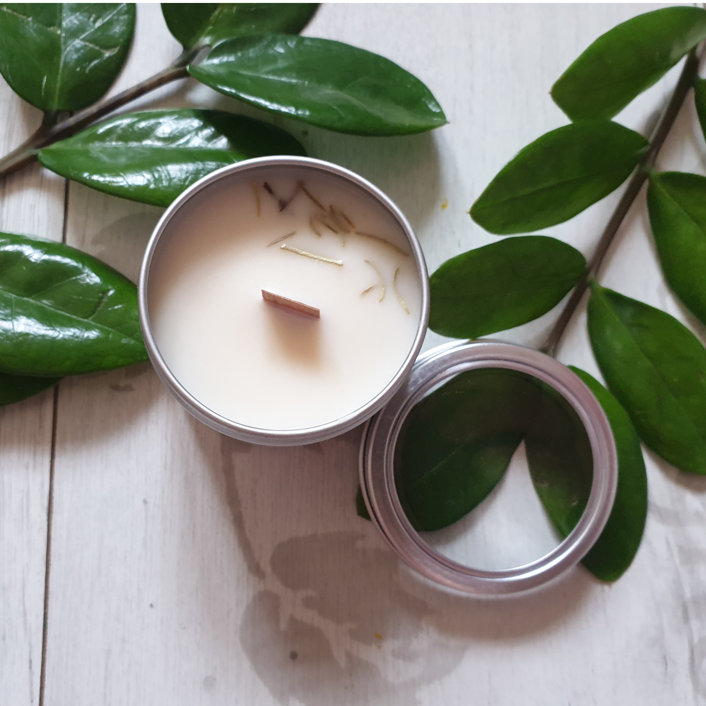 Soywax Candle - Rosemary Mint 4 oz