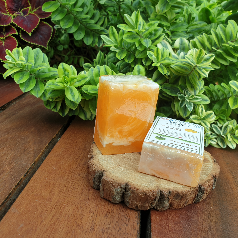 MANDARIN SWEET ORANGE (HAND SOAP) - set of 2 pcs