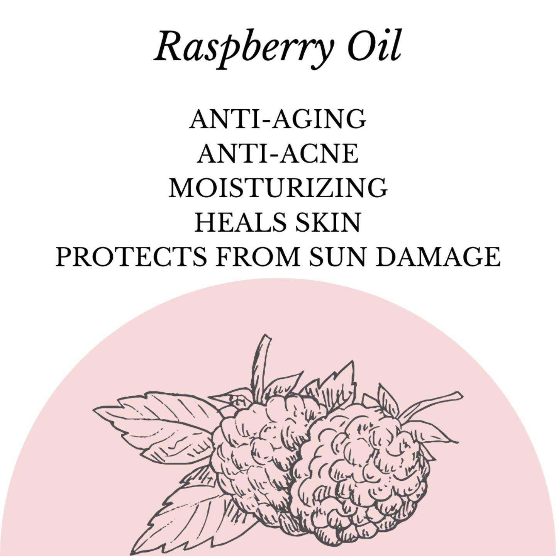 Fuschia - Raspberry Natural Handmade Glycerine Soap-20g