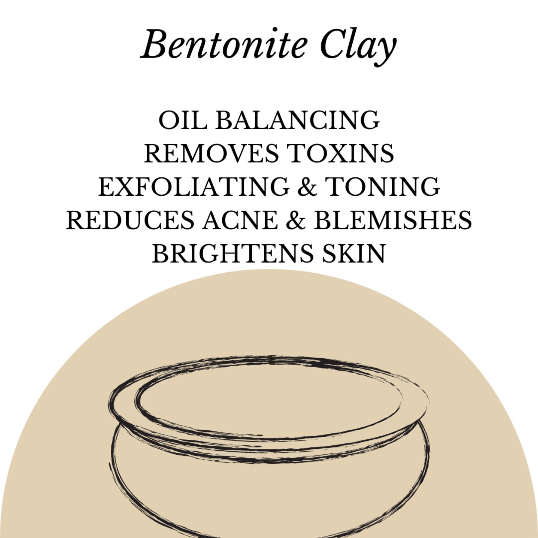 Fuschia - Bentonite Clay Natural Handmade Herbal Soap