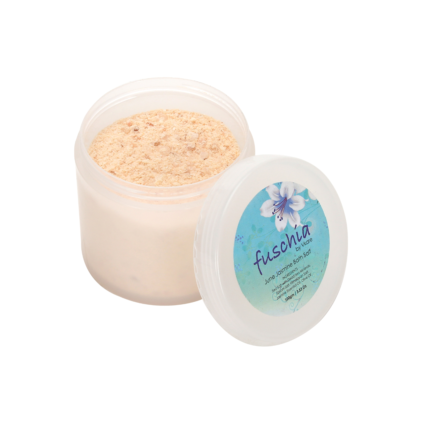 Fuschia - June Jasmine Bath Salt - 100 gms