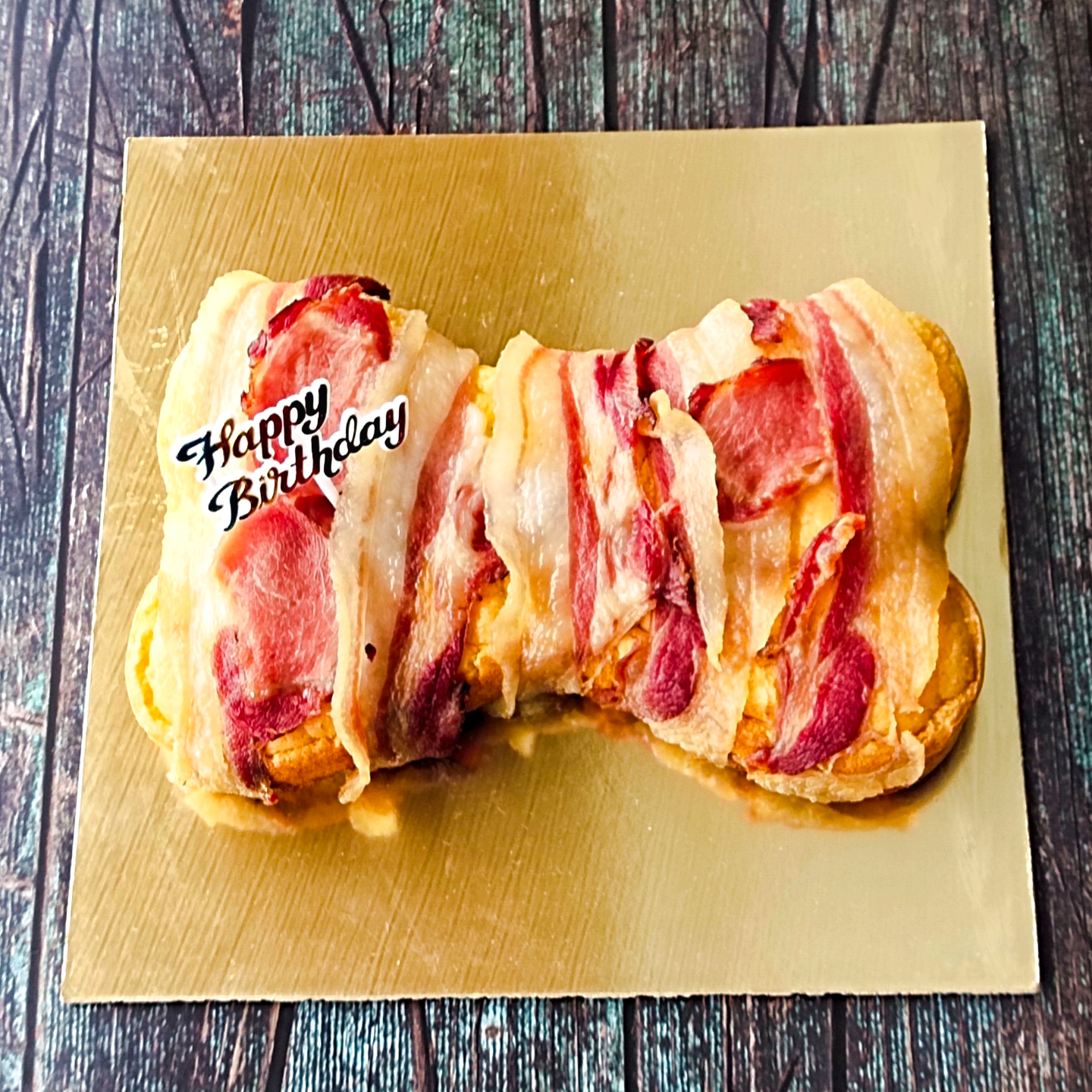 Bacon Cake Pork