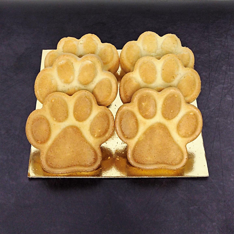 PawCakes Cupcakes - Set of 6