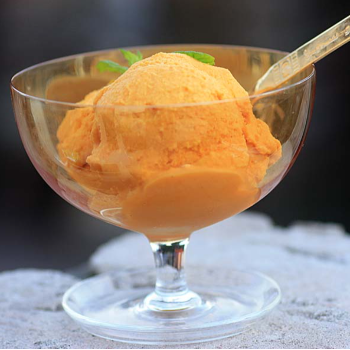 Doggy ice Cream - Carrot Flavour - 12 Kg