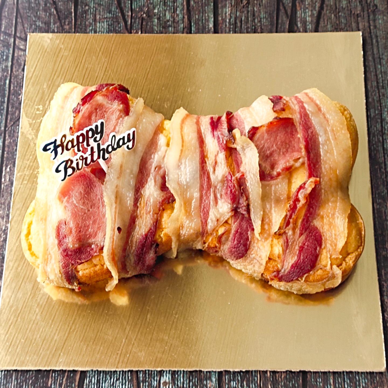 Bacon Cake Pork