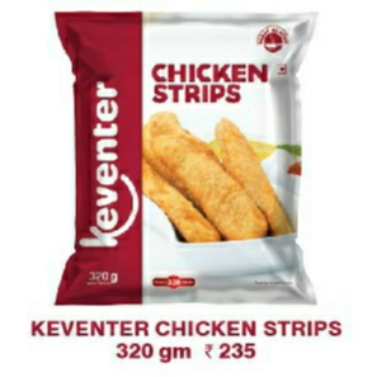 Chicken Strips 320gms