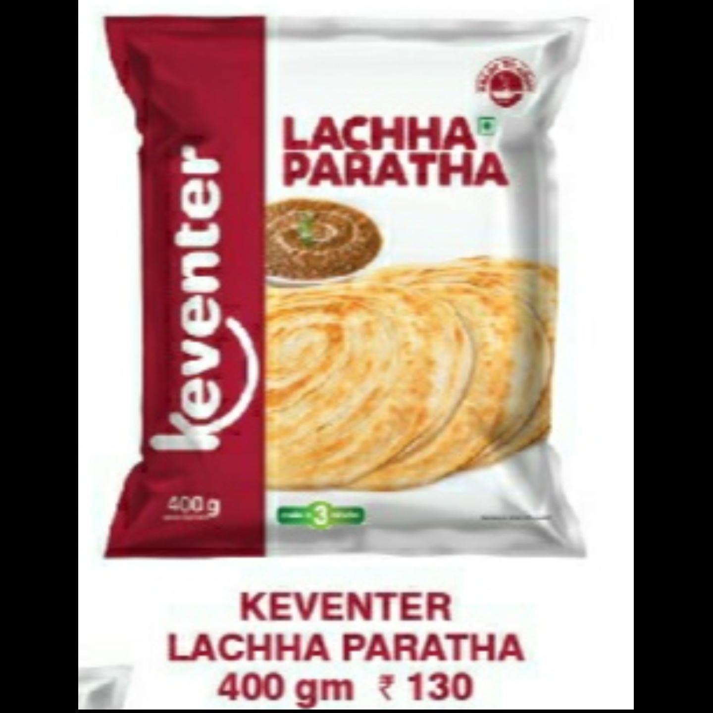 Lachha Paratha 400gms