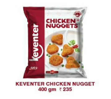 Chicken Nuggets 400gms