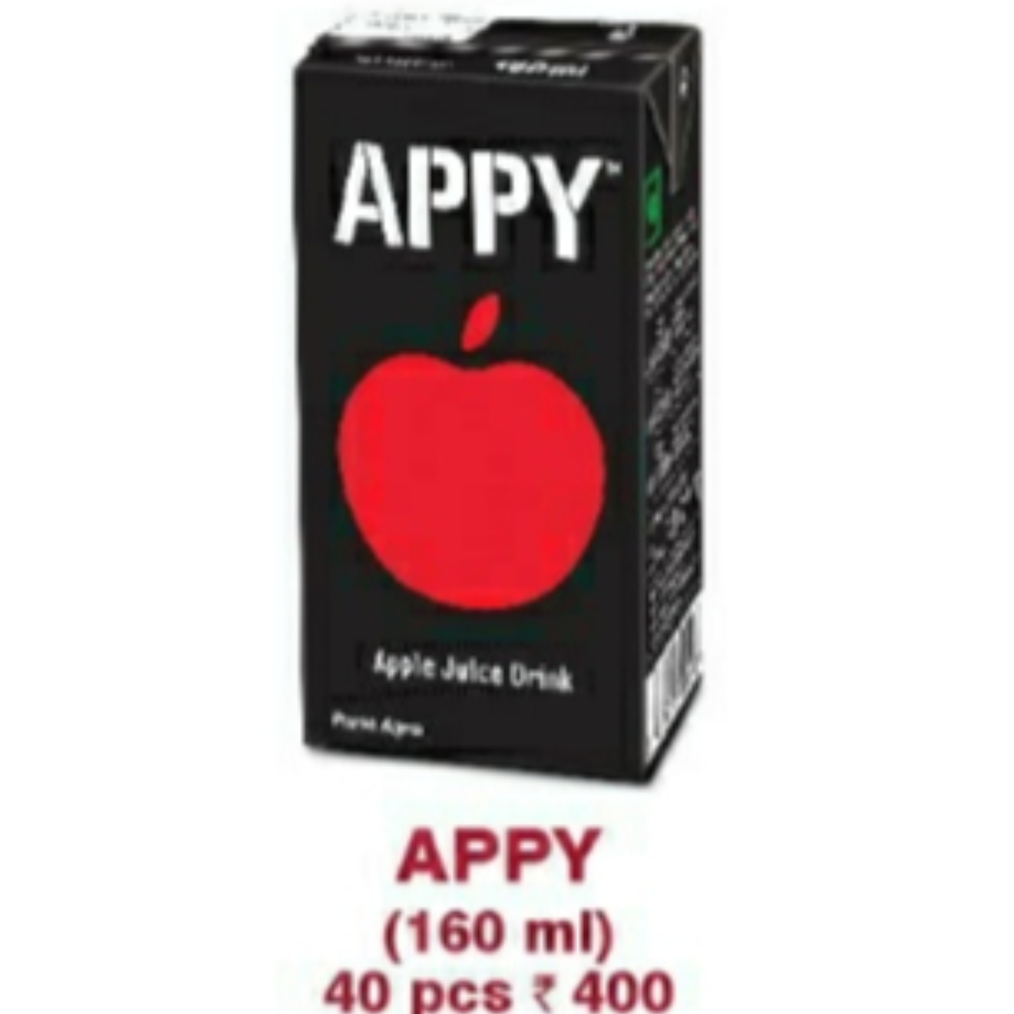 Appy Fizz 160 ml