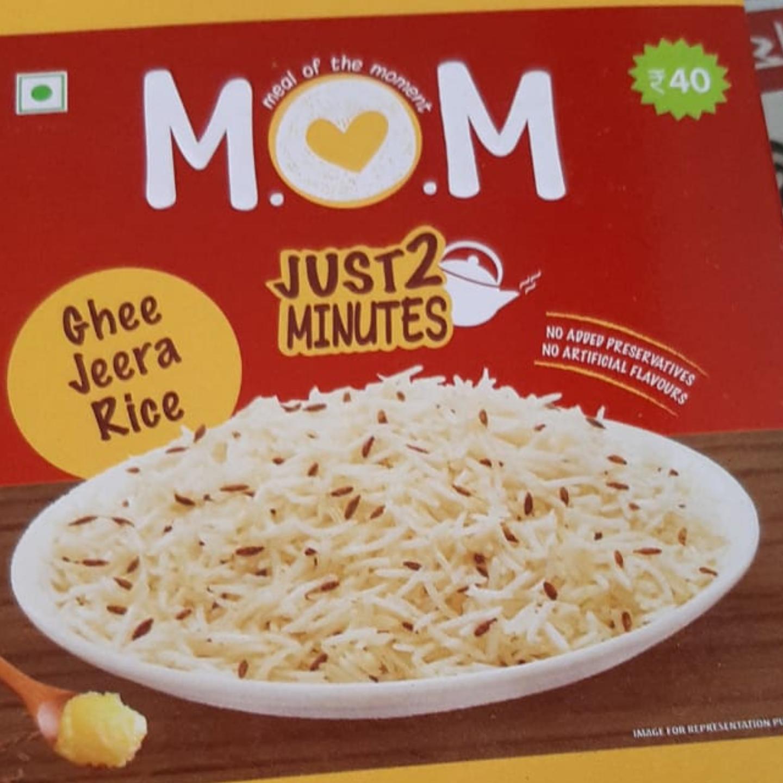 Ghee Jeera Rice Pouch