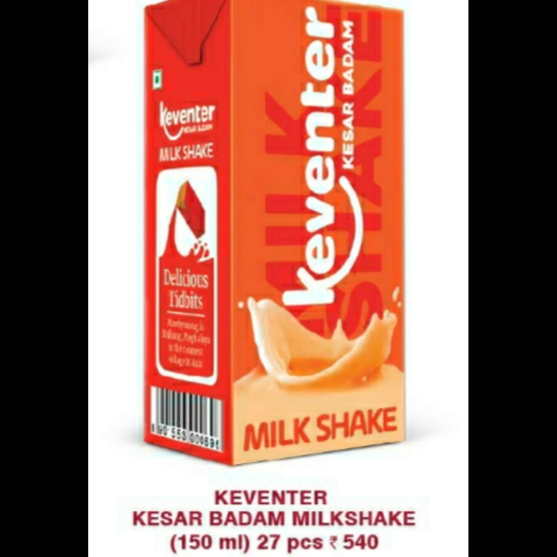 Kedar Badam Milkshake