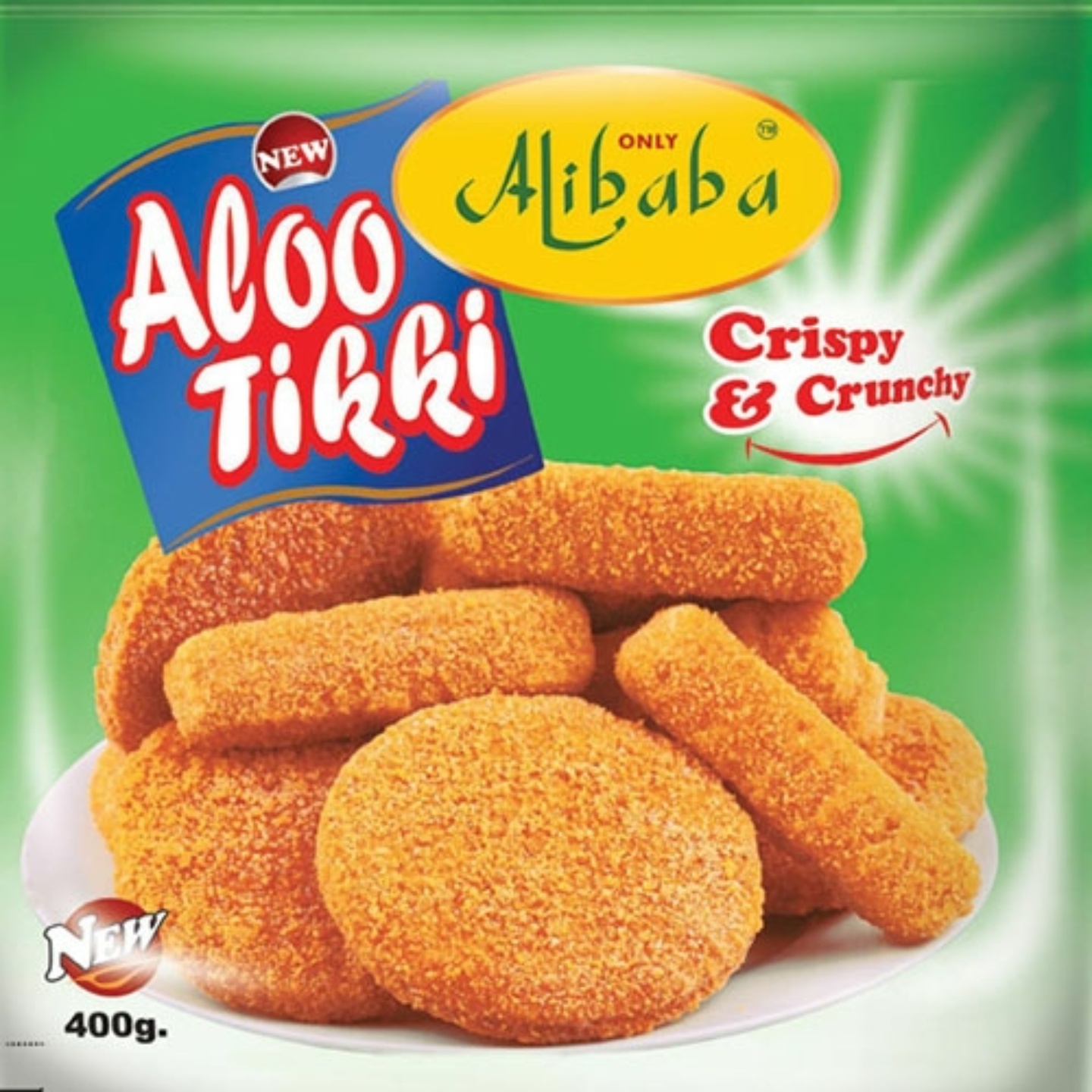 Aloo Tikki Mini 18pcs