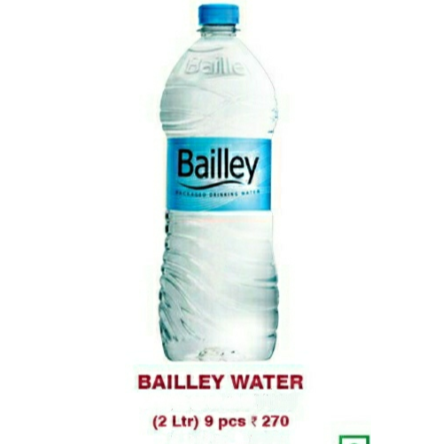 Bailey Water 2Ltr