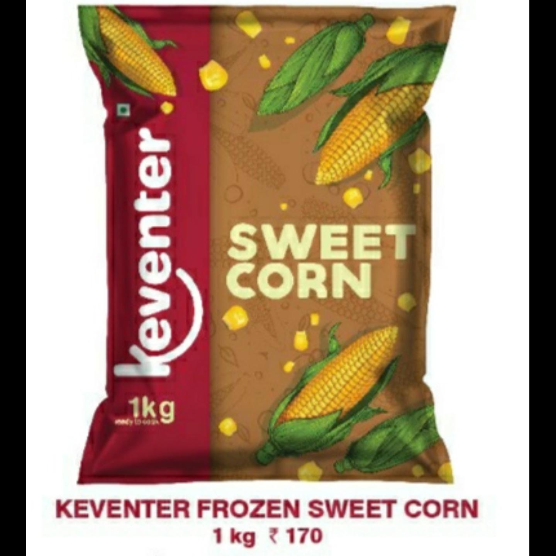 Sweet Corn 1kg