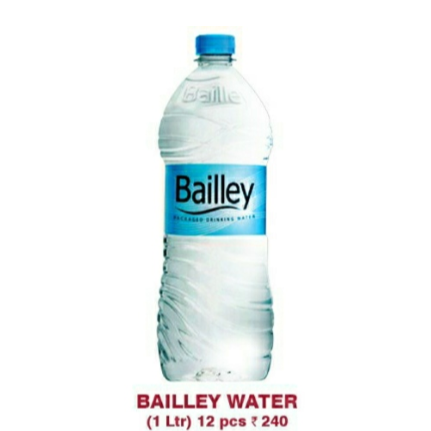 Bailey Water 1ltr