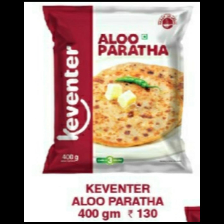 Aloo Paratha 400gms