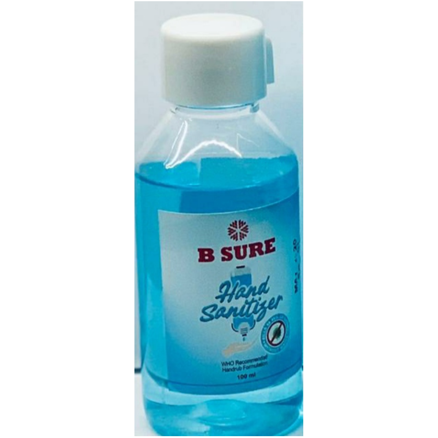 B Sure Hand Sanitizer 100ml
