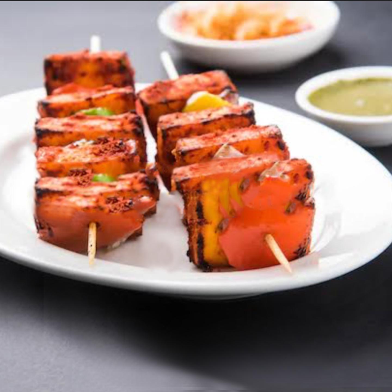 Paneer Tikka Kebab 2pcs