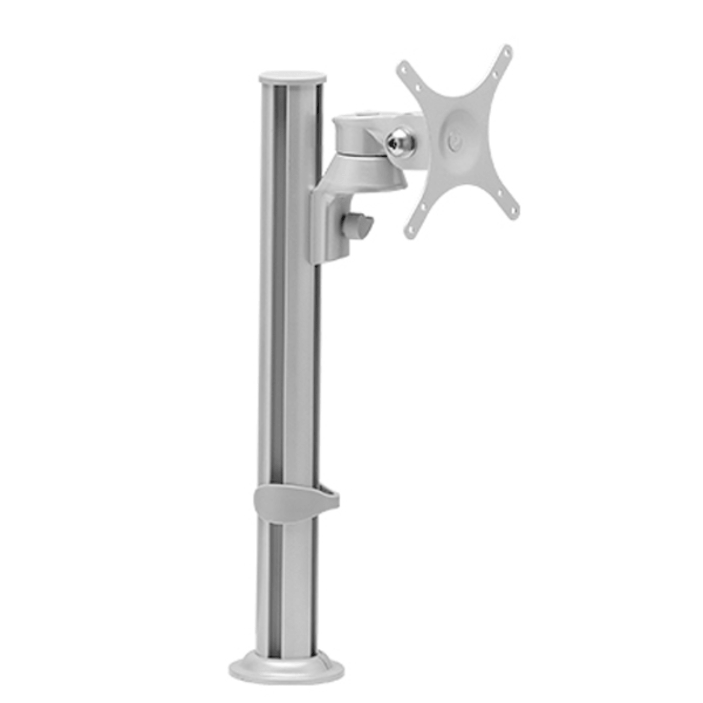 Single Screen Short Link Monitor Arm