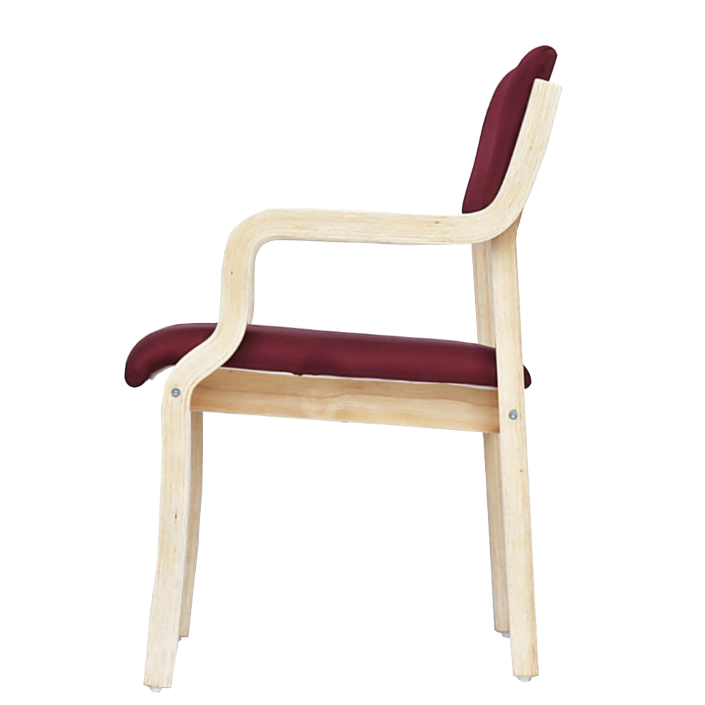 Wooden Seating for Dining Contemporary Cafe Chair POST