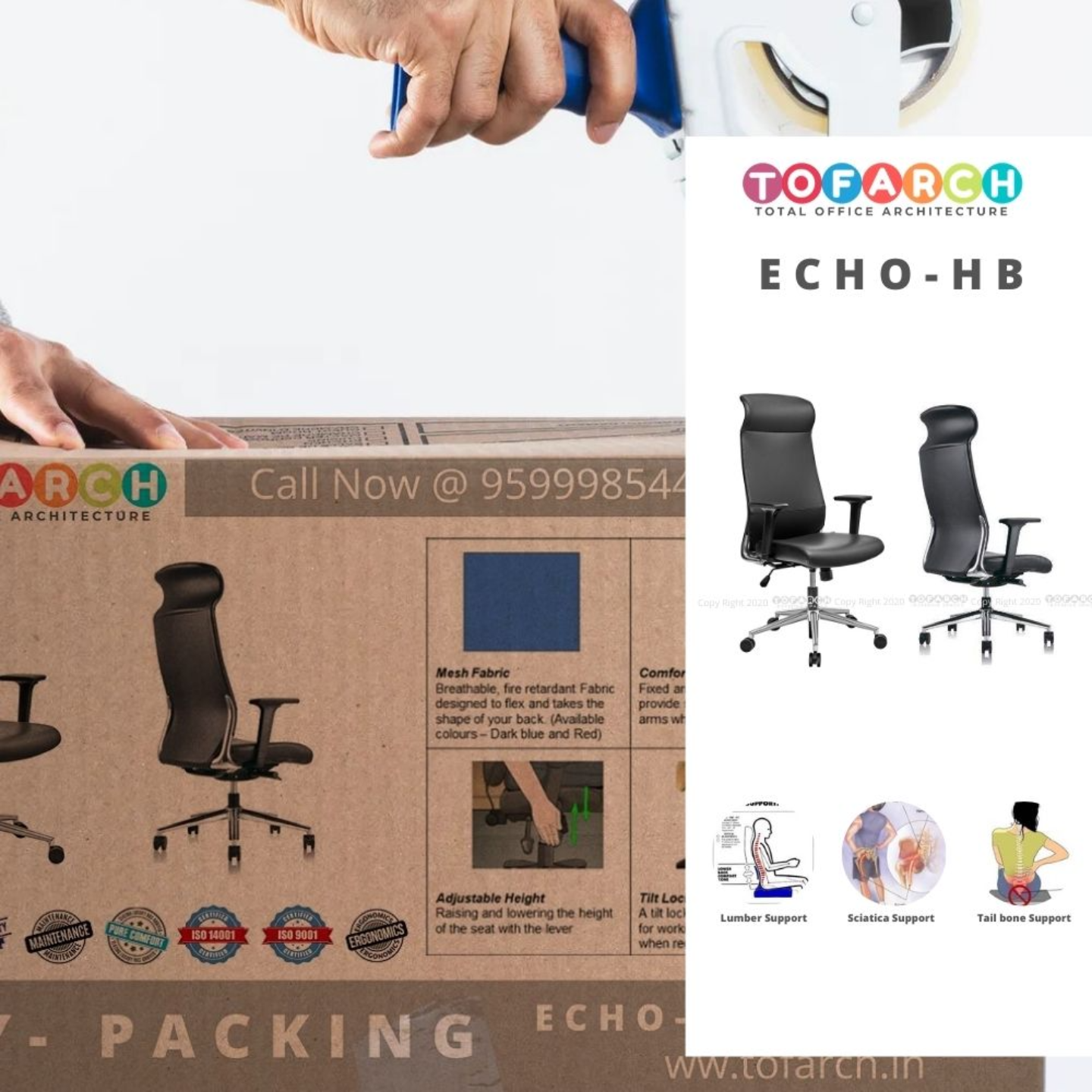 Executive / Director Chair Echo HB