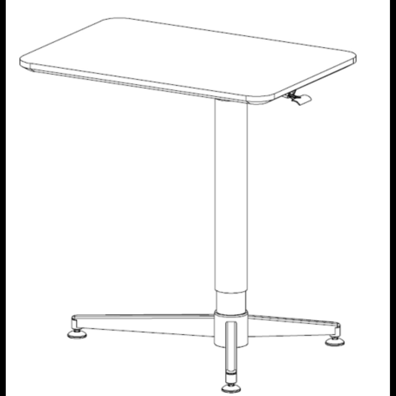 HEIGHT ADJUSTABLE TABLE HT-9