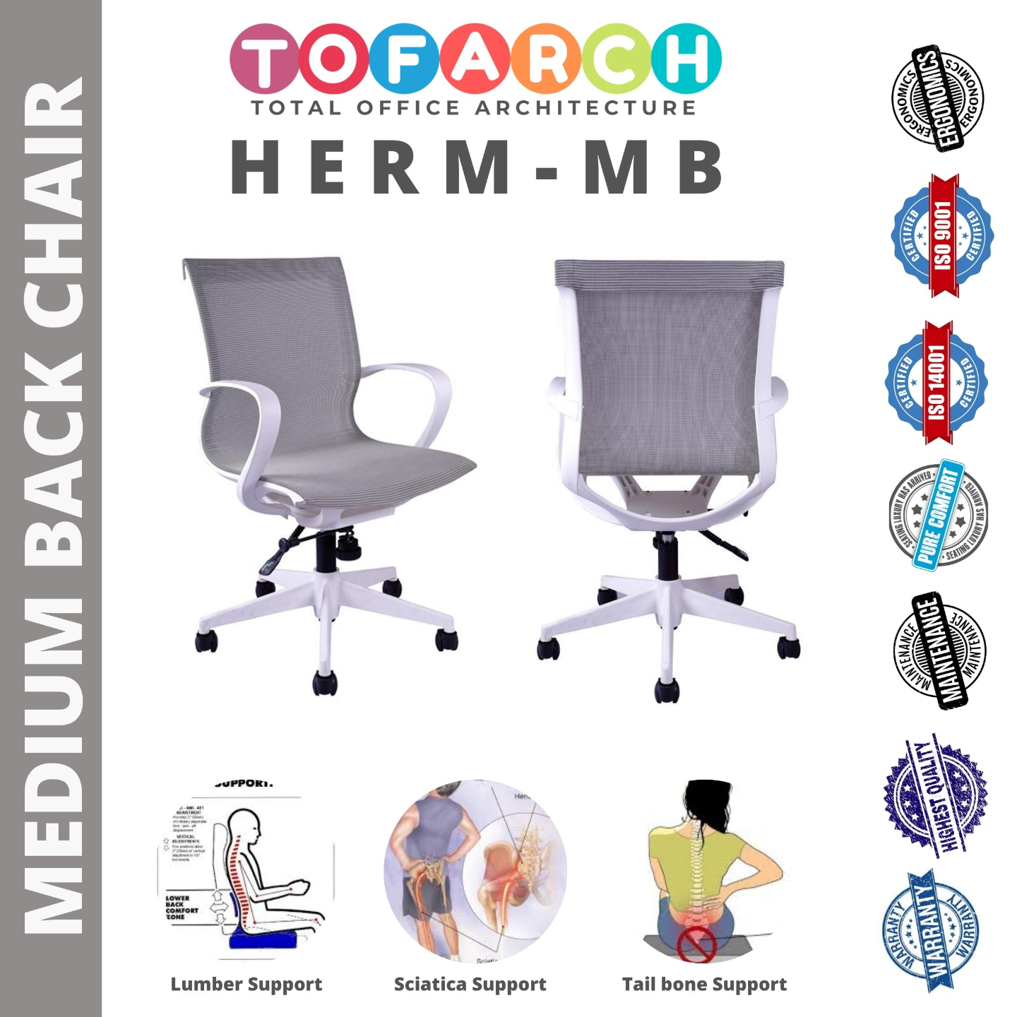 Office Chair Herm MB