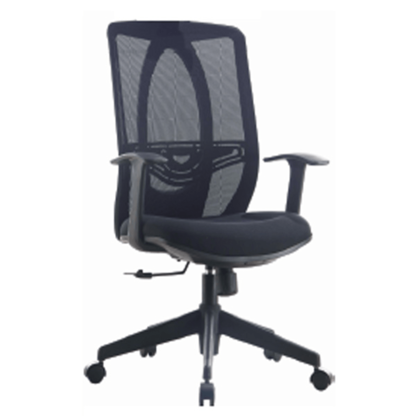 Home Office Chair (Model - Nitto) | Ergonomic Office Chair