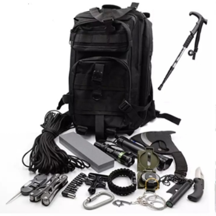 SOS Emergency Traveler Backpack