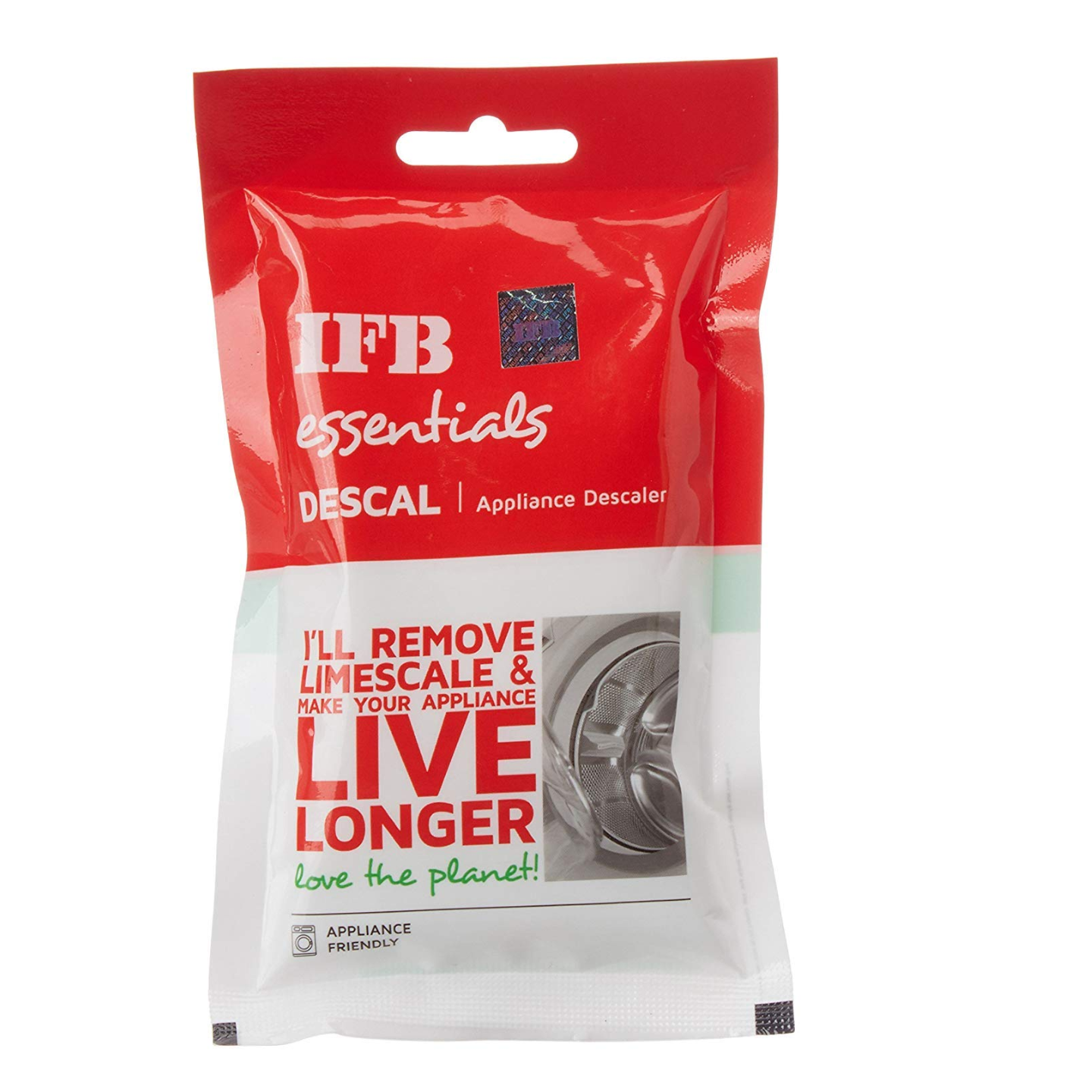 IFB Essentials Descaling powder for washing machine - Pack of 2
