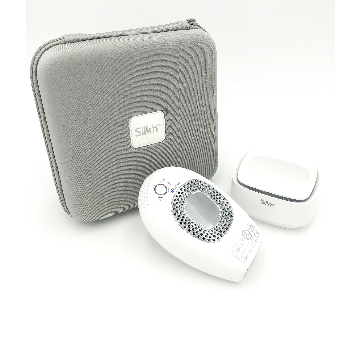 Silkn Infinity The Gold Standard Hair Removal Device with Cleansing Box Bundle.