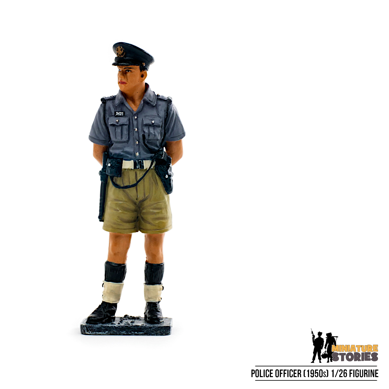 Policeman Figurine