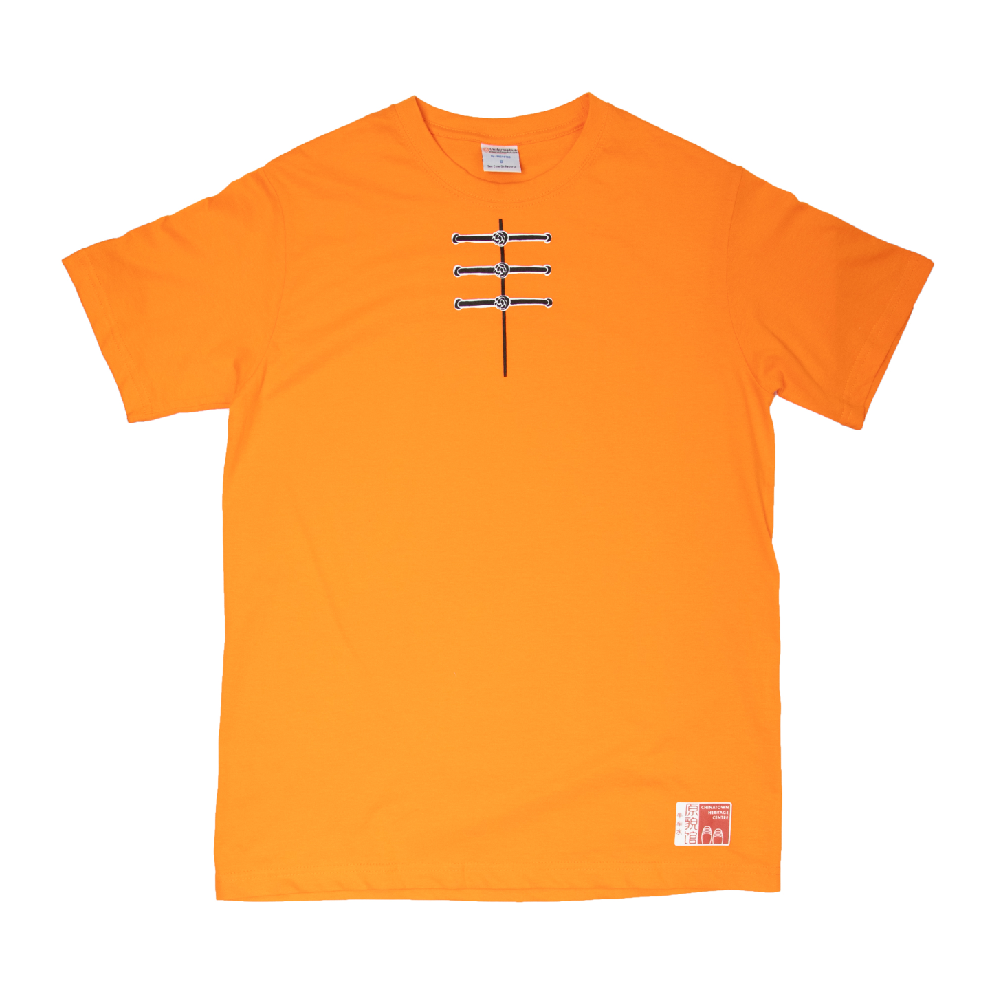 CHC T-shirt Orange
