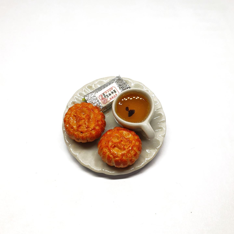 Mooncake & Tea Miniature