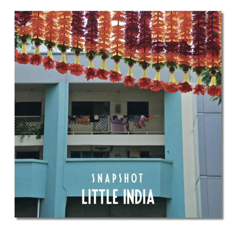 Photo Book: SNAPSHOT - Little India