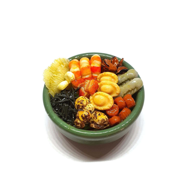 Pen Cai 盆菜 Miniature