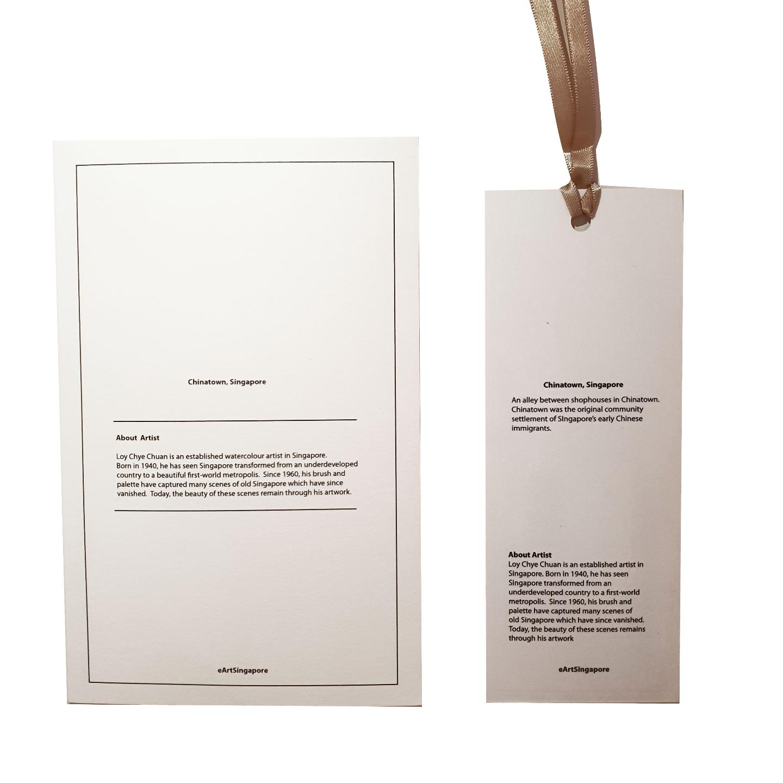 Heritage Bookmark